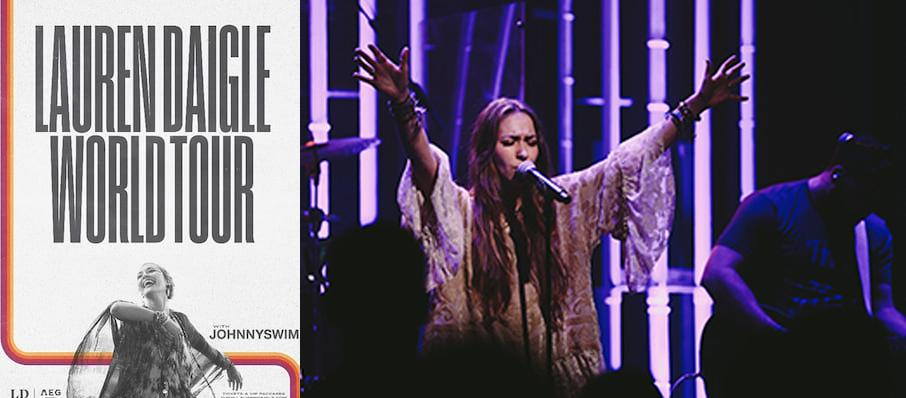Lauren Daigle at Arvest Bank Theatre at The Midland