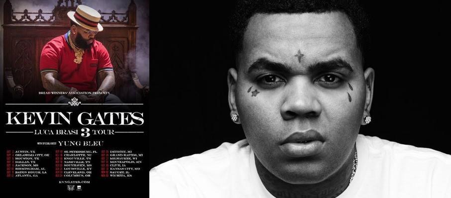Kevin Gates at Arvest Bank Theatre at The Midland