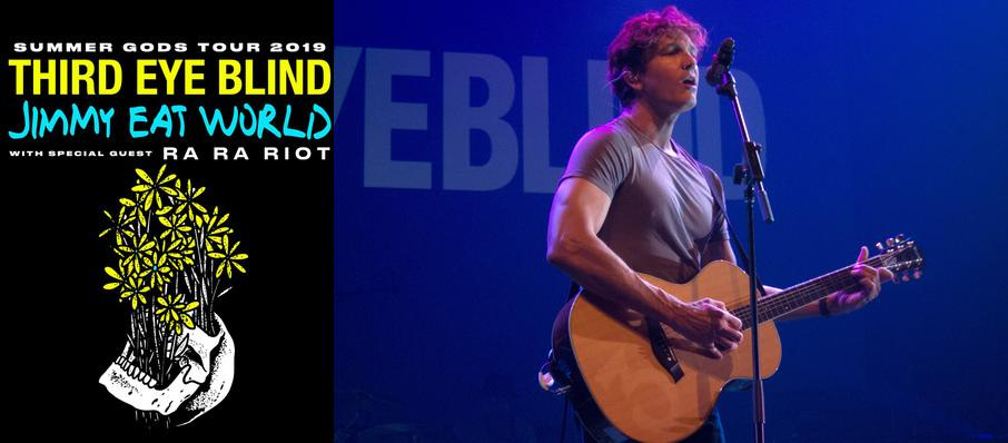 Third Eye Blind and Jimmy Eat World at Starlight Theater
