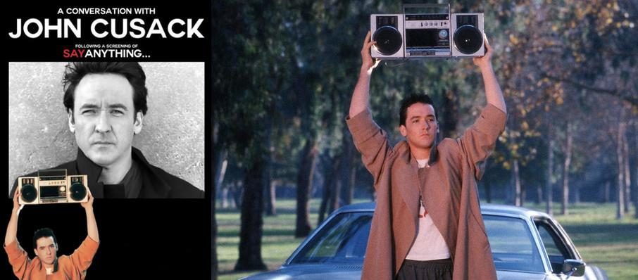 John Cusack at Arvest Bank Theatre at The Midland