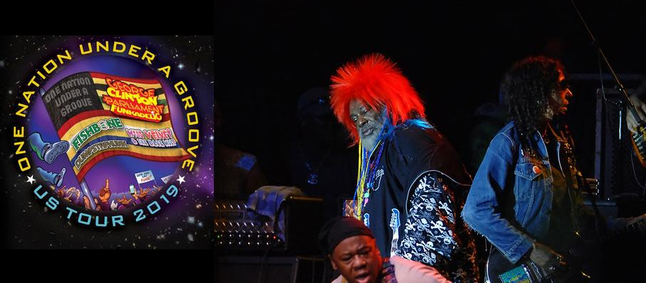 George Clinton and Parliament Funkadelic at Crossroads