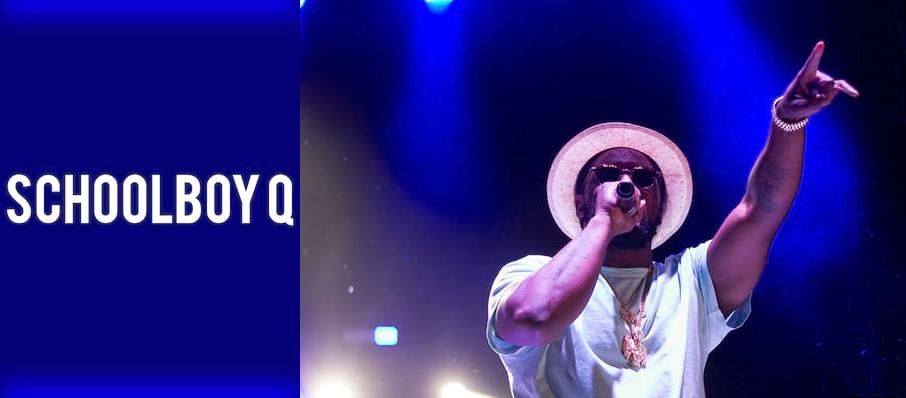Schoolboy Q at Arvest Bank Theatre at The Midland