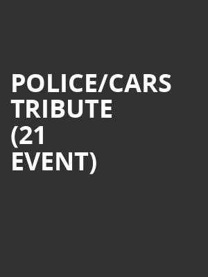 Police/Cars Tribute (21+ Event) at Knuckleheads Saloon