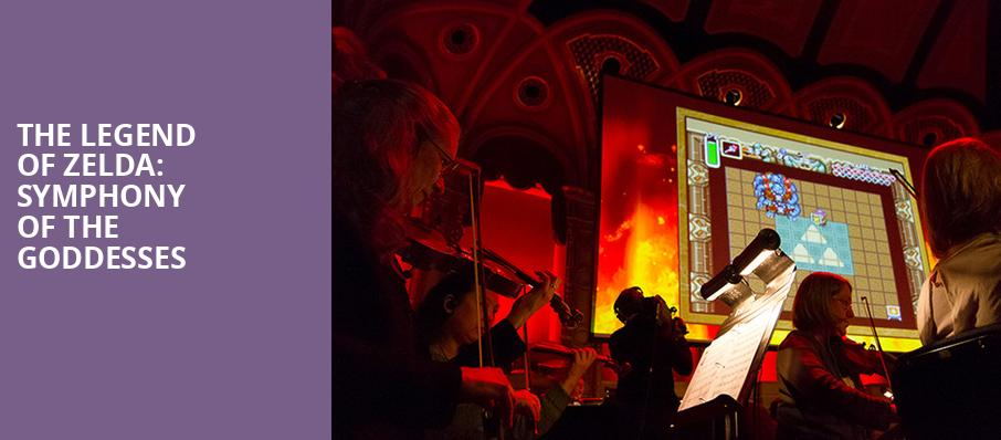The Legend Of Zelda Symphony Of The Goddesses Music Hall Kansas