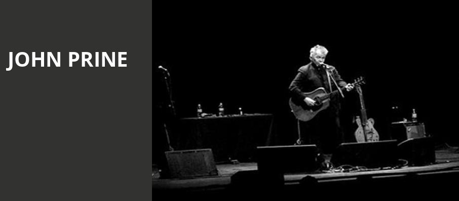 John Prine, Arvest Bank Theatre at The Midland, Kansas City