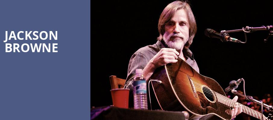Jackson Browne, Music Hall Kansas City, Kansas City
