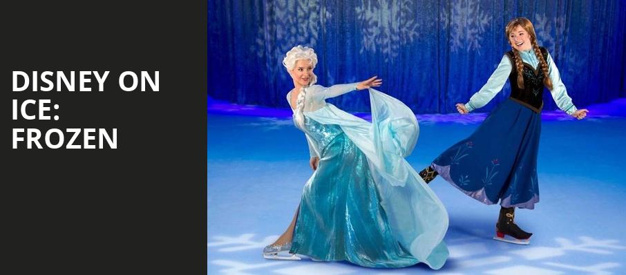 Disney On Ice Frozen, Kansas Expocentre, Kansas City