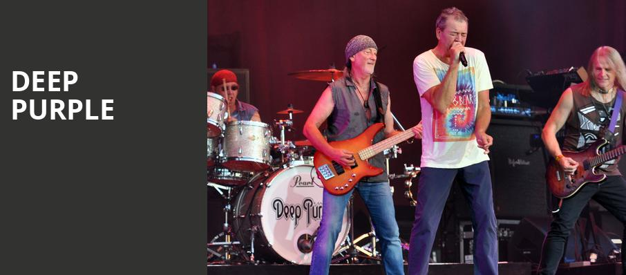 Deep Purple, Uptown Theater, Kansas City