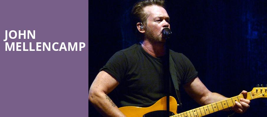 John Mellencamp, Arvest Bank Theatre at The Midland, Kansas City