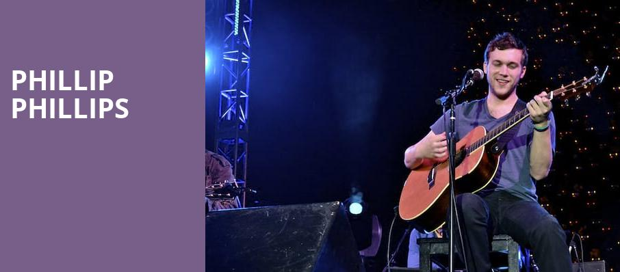 Phillip Phillips, The Truman, Kansas City