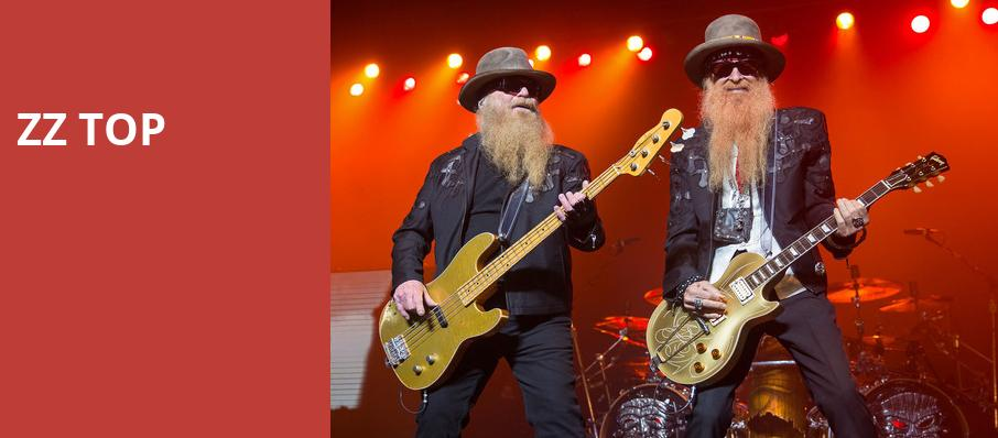 ZZ Top, Starlight Theater, Kansas City