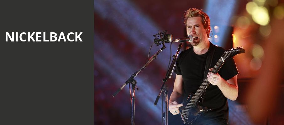 Nickelback, Sprint Center, Kansas City