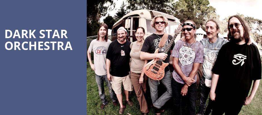 Dark Star Orchestra, Granada , Kansas City