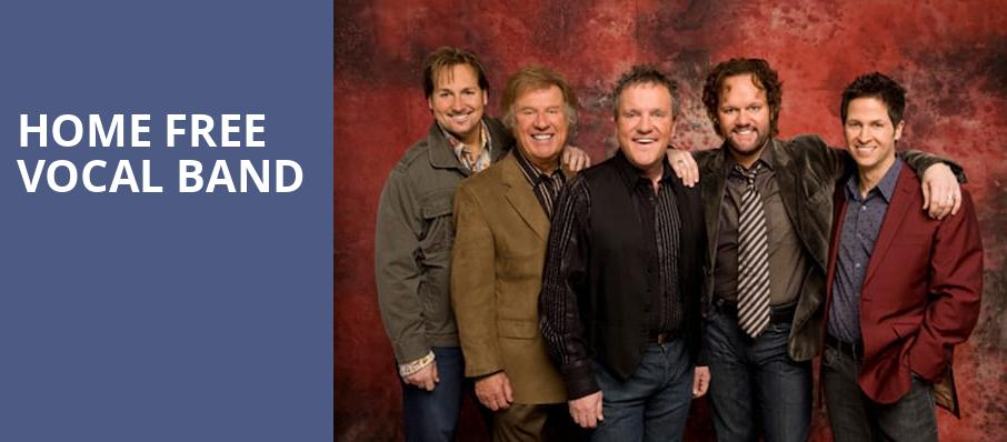 Home Free Vocal Band, Uptown Theater, Kansas City