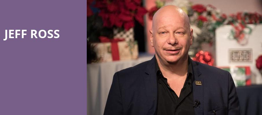 Jeff Ross, Uptown Theater, Kansas City