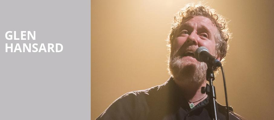 Glen Hansard, The Truman, Kansas City