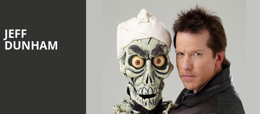 Jeff Dunham, Sprint Center, Kansas City