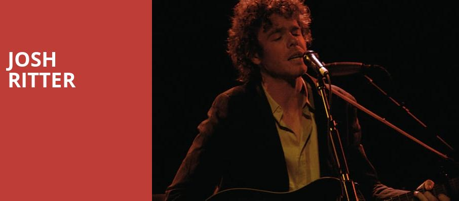 Josh Ritter, Madrid Theatre, Kansas City