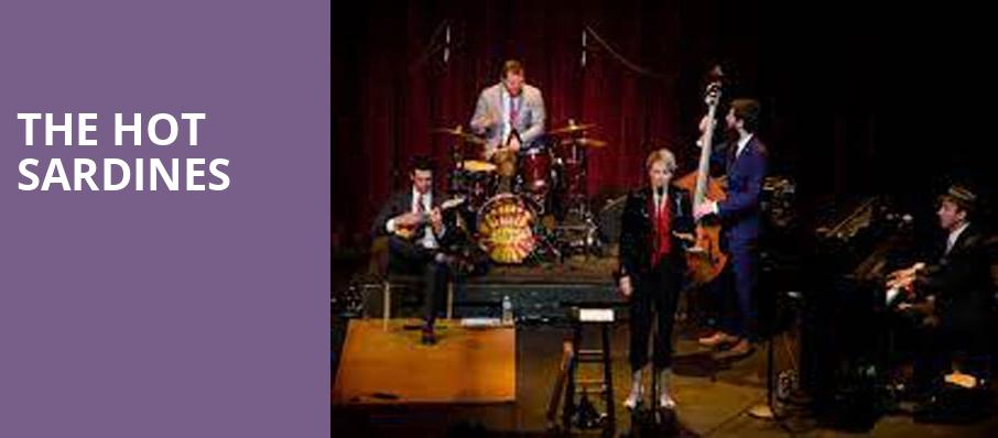 The Hot Sardines, Folly Theater, Kansas City