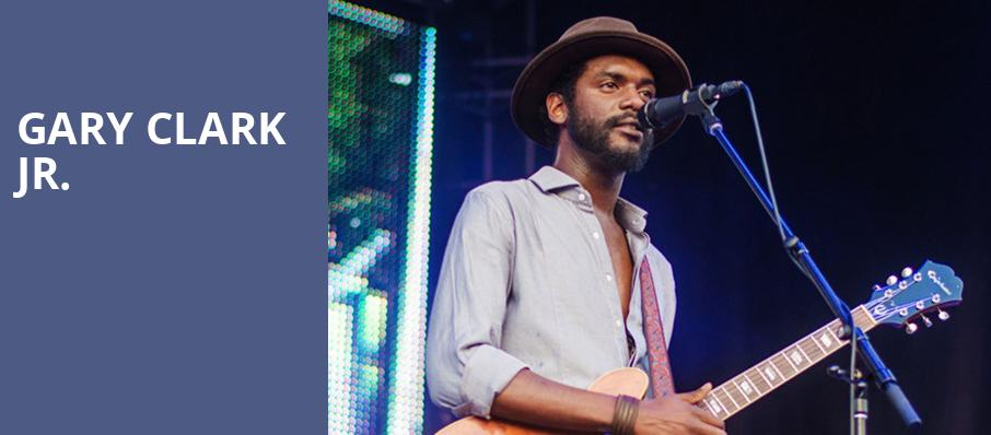 Gary Clark Jr, Uptown Theater, Kansas City