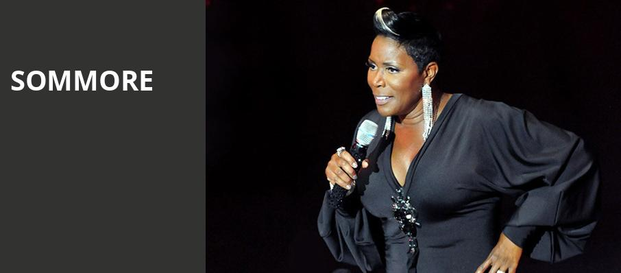Sommore, Music Hall Kansas City, Kansas City