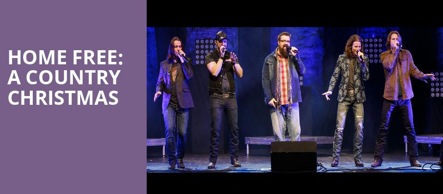 Home Free A Country Christmas, Uptown Theater, Kansas City