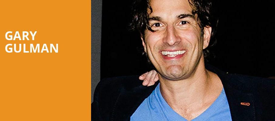 Gary Gulman, Madrid Theatre, Kansas City