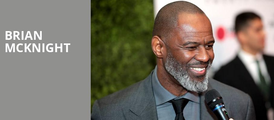 Brian McKnight, Voodoo Cafe and Lounge, Kansas City