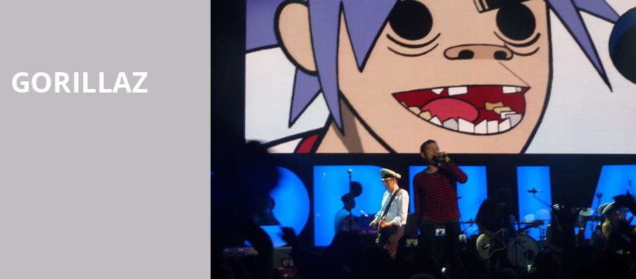 Gorillaz, Sprint Center, Kansas City