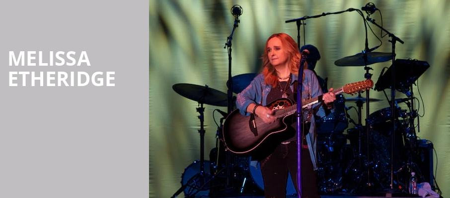 Melissa Etheridge, Muriel Kauffman Theatre, Kansas City