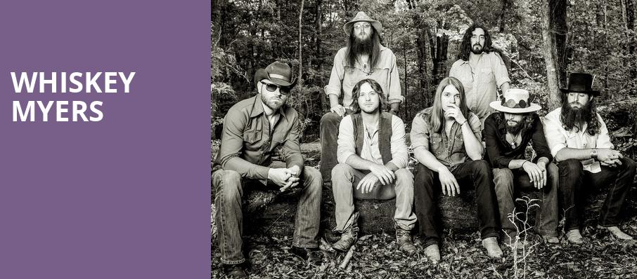 Whiskey Myers, Arvest Bank Theatre at The Midland, Kansas City