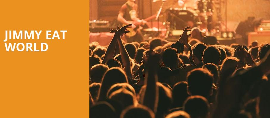Jimmy Eat World, Arvest Bank Theatre at The Midland, Kansas City