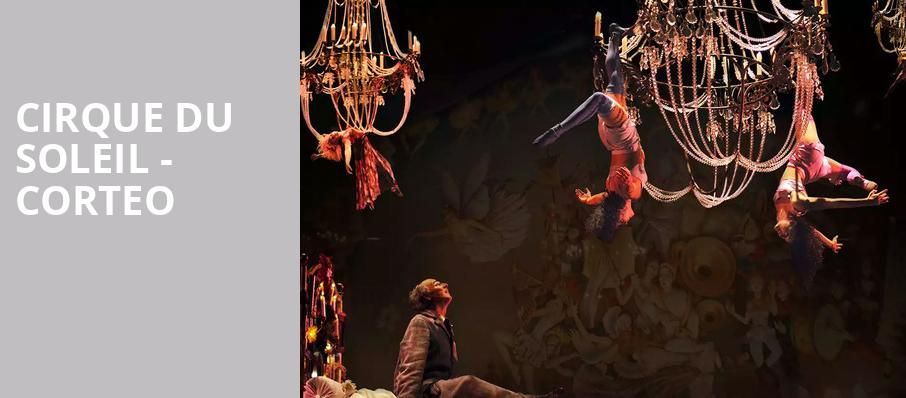 Cirque du Soleil - Corteo - Kansas Expocentre, Topeka, KS