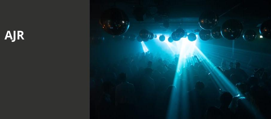 AJR, Uptown Theater, Kansas City