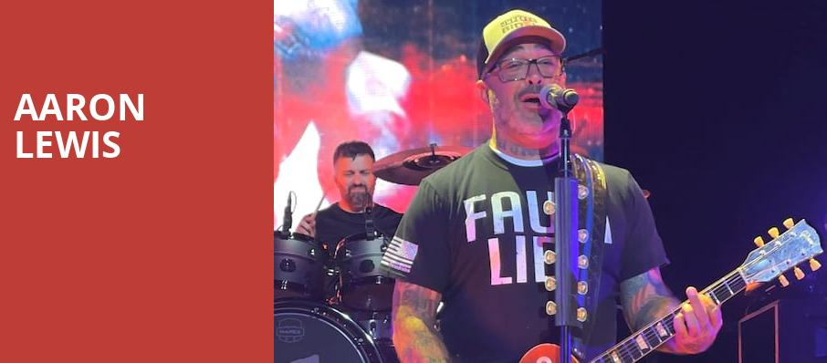 Aaron Lewis, Voodoo Cafe and Lounge, Kansas City