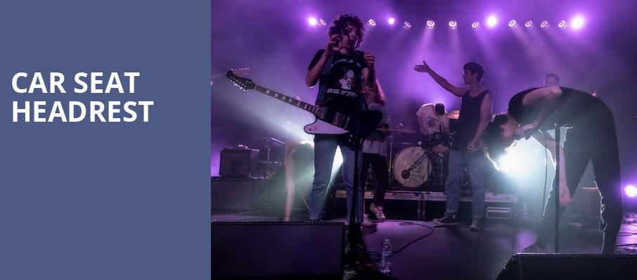 Car Seat Headrest, Crossroads, Kansas City
