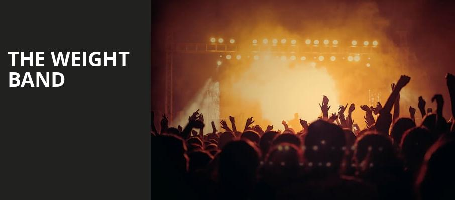 The Weight Band, Knuckleheads Saloon, Kansas City