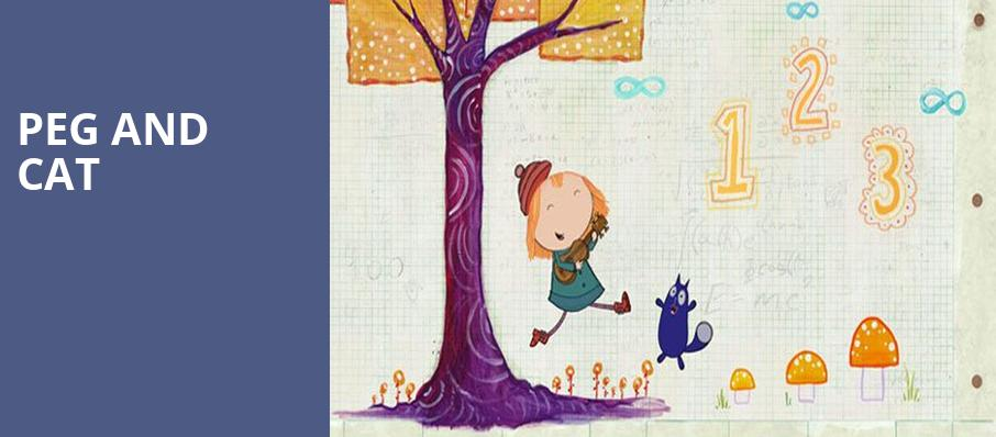 Peg and Cat, Yardley Hall, Kansas City
