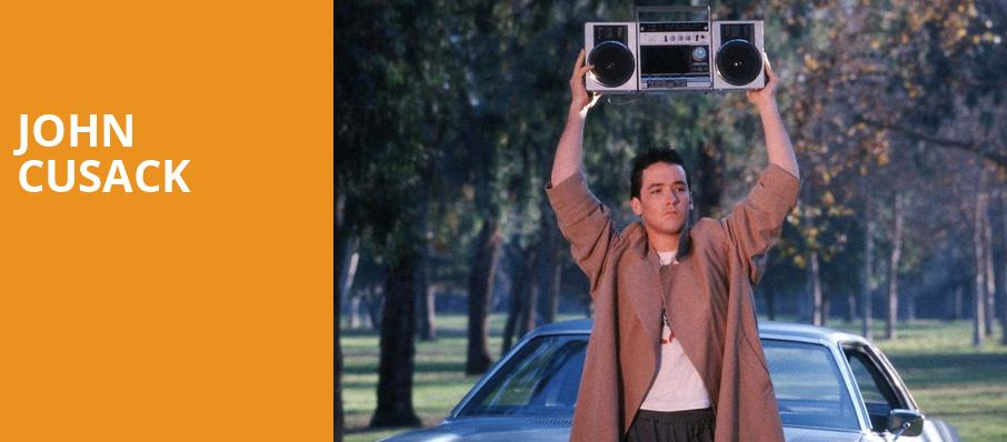 John Cusack, Arvest Bank Theatre at The Midland, Kansas City