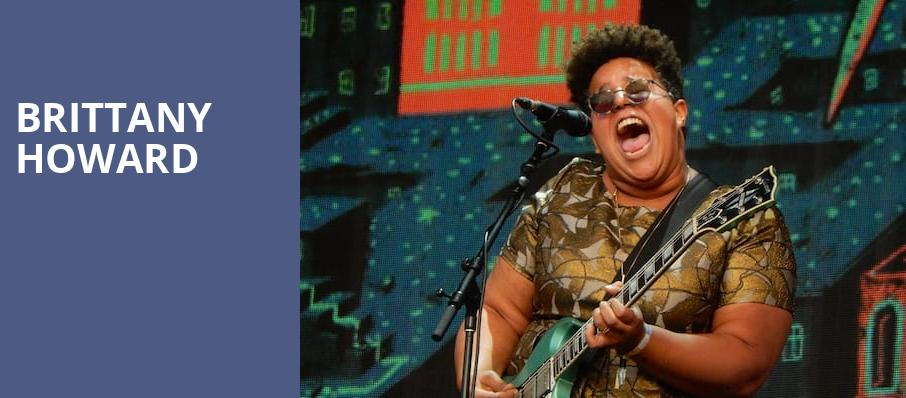 Brittany Howard, Uptown Theater, Kansas City