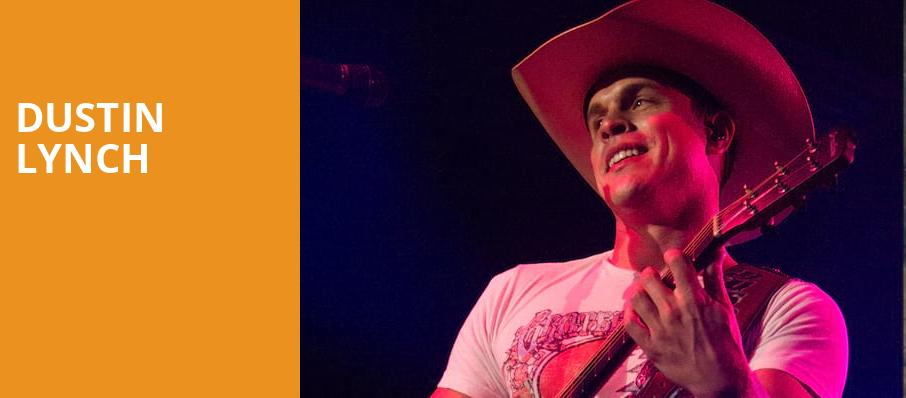Dustin Lynch, Arvest Bank Theatre at The Midland, Kansas City