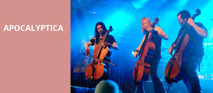Apocalyptica, Voodoo Cafe and Lounge, Kansas City
