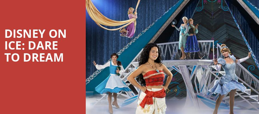 Disney On Ice Dare To Dream, Sprint Center, Kansas City