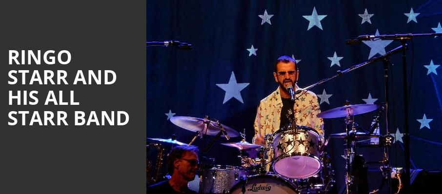 Ringo Starr And His All Starr Band, Starlight Theater, Kansas City