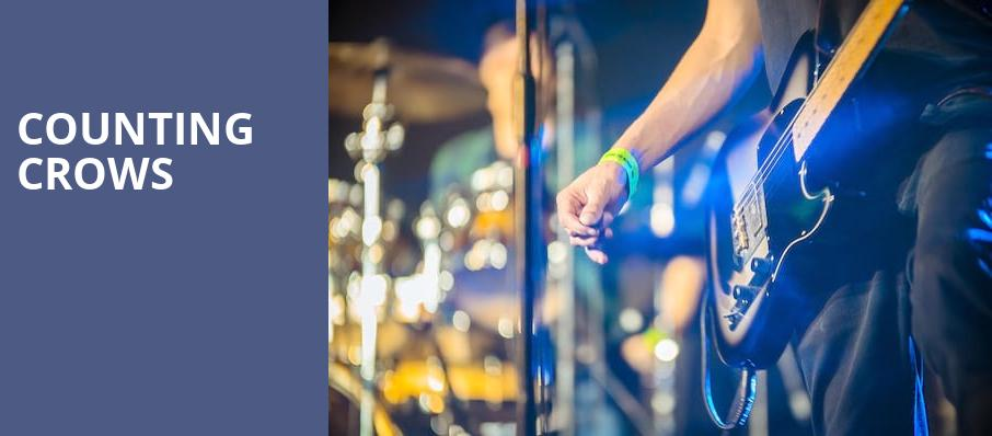 Counting Crows, Starlight Theater, Kansas City
