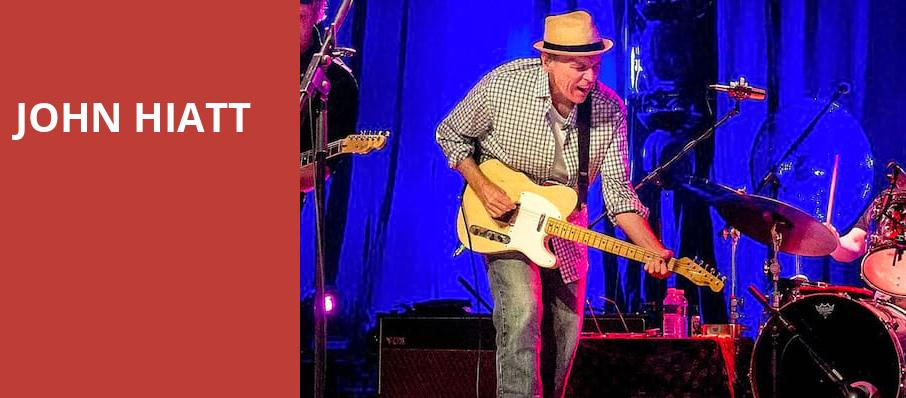 John Hiatt, Knuckleheads Saloon, Kansas City