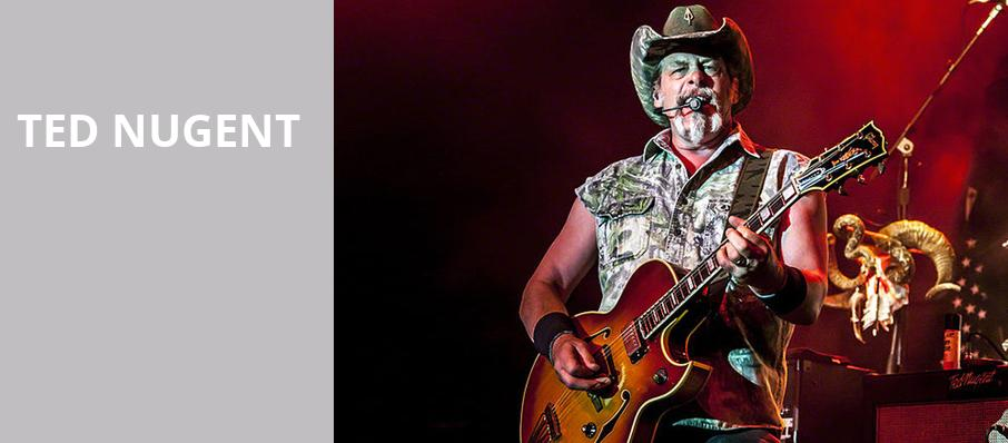 Ted Nugent, Ameristar Casino Hotel, Kansas City