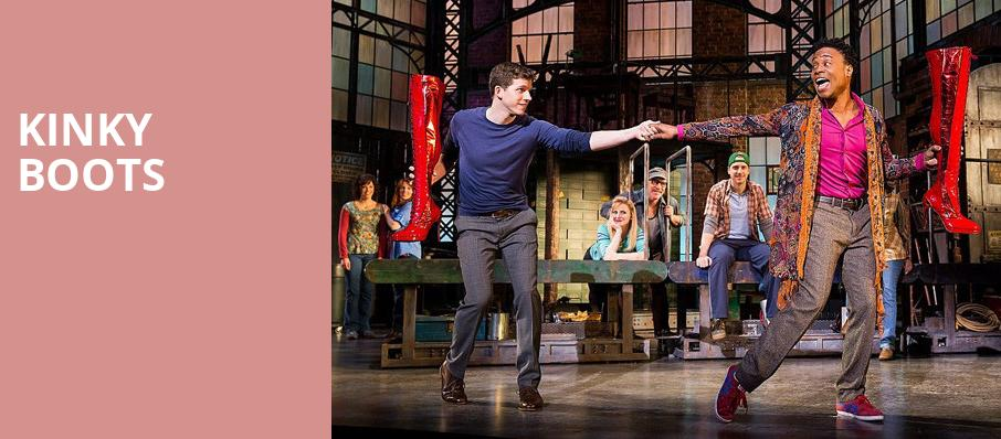 Kinky Boots, Starlight Theater, Kansas City