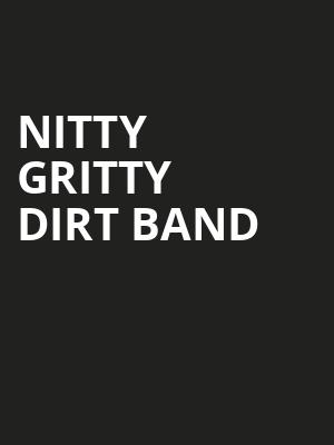 Nitty Gritty Dirt Band, Uptown Theater, Kansas City