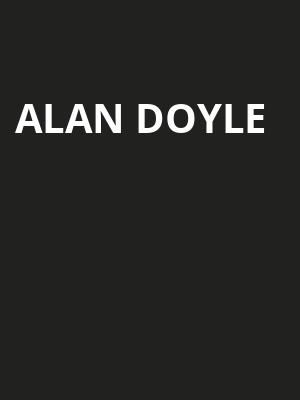 Alan Doyle, Madrid Theatre, Kansas City